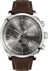 【送料無料】腕時計 ウォッチ アラームグランプリヒューゴボスnuevo hugo boss hb 1513476 para hombres reloj grand prix 2 aos de garanta