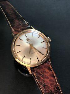 【送料無料】腕時計 ウォッチ ビンテージティソゴールドアラームvintage tissot seastar 7811 manual chapado en oro reloj para hombre 33,5 mm