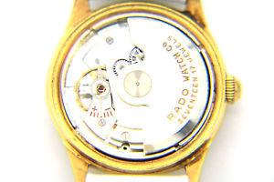 【送料無料】腕時計 ウォッチ ビンテージレトロベースキャリバーrado vintage retro automatik reloj de pulserabase calibre eta 1256