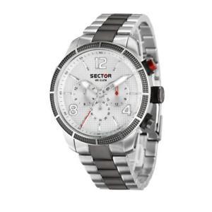 【送料無料】腕時計 ウォッチ セクタorologio multifunzione uomo sector 850 r3253575006 acciaio nuova collezione