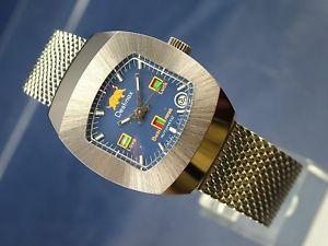 【送料無料】腕時計 ウォッチ ビンテージスイスnos vintage destinax astromatic taurus reloj automtico suizo bf 158 1970s