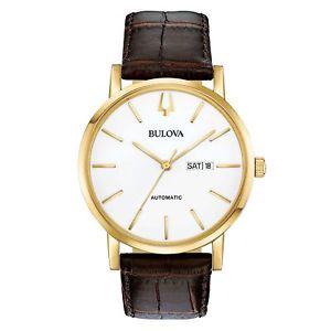 【送料無料】腕時計 ウォッチ クラシックマンbulova 97c107 hombre clsico reloj de pulsera automtico