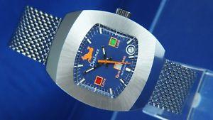 【送料無料】腕時計 ウォッチ ビンテージカプリコーンスイスnos vintage destinax astromatic capricorn automatic watch 1970s swiss bf 158
