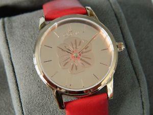 【送料無料】腕時計 ウォッチ reloj de pulsera clogau rose welsh poppy rrp 33000