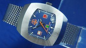 【送料無料】腕時計 ウォッチ ビンテージポンドスイスnos vintage destinax astromatic libra automatic watch 1970s swiss bf 158