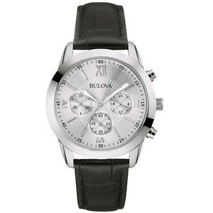【送料無料】腕時計 ウォッチ ドレスアラーム96a162 reloj de vestir para hombre bulova