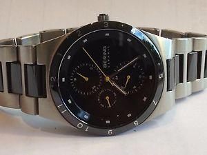 【送料無料】腕時計 ウォッチ カレンダークロック¥ベーリングpara hombres reloj calendario 32339722 bering rrp 249