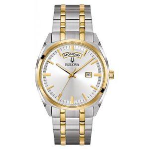 【送料無料】腕時計 ウォッチ コレクションcoleccin de vestidos de bulova 98 c 127 hombres