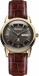 【送料無料】腕時計 ウォッチ ウォッチreloj para hombre barbour gosforth bb 036 gdbr