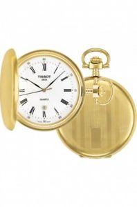 【送料無料】腕時計 ウォッチ ティソチェーンtissot reloj de bolsillo savonnette t83455313 con cadena