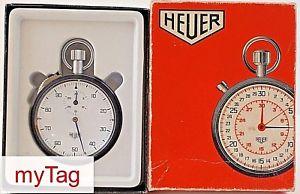 腕時計 ウォッチ ホイヤーストップウォッチheuer aos 80 cronmetro ref 401213