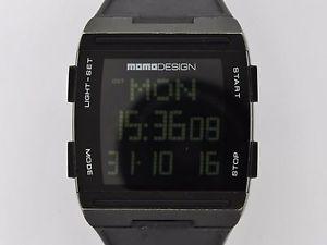 【送料無料】腕時計 ウォッチ モモデザインデジタルクォーツチタンmomo design gmt digital md178 quartz titanium
