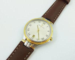 【送料無料】腕時計 ウォッチ ハウモーリスロアナイツアラームステンレススチールブレスレットhau maurice lacroix 69531 caballeros reloj pulsera de acero inoxidable d668