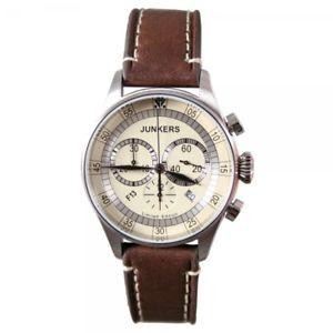 【送料無料】腕時計 ウォッチ アラームクロノグラフローズjunkers f13 reloj 61804f13 limited edition seores chronograph laco