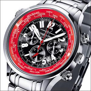 【送料無料】腕時計 ウォッチ クロノグラフfirefox ffs40105 worldtimer cronografo uomo orologio