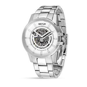 【送料無料】腕時計 ウォッチ セクターorologio sector 480 r3223597001 watch automatico uomo 44mm vetro zaffiro uomo