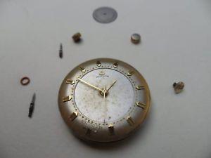 【送料無料】腕時計 ウォッチ movimento lecoultre memovox sveglia, per parti di ricambio eo riparazione