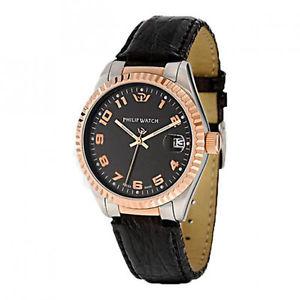 【送料無料】腕時計 ウォッチ フィリップカリビアンゲントウォッチローズペレphilip watch caribbean gent rose r8251107025 acciaio ros e pelle