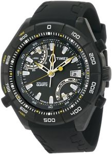 腕時計 ウォッチ インテリジェントクオーツシリーズアドベンチャーtimex t2n729 reloj de hombre intelligent cuarzo iqseries adventure altmetro