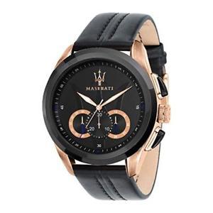 【送料無料】腕時計 ウォッチ アラームマセラティウォッチreloj maserati traguardo watch r8871612025 rrp~285 50