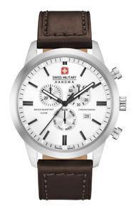 【送料無料】腕時計 ウォッチ スイスクロノクラシックアラームアナログクロノグラフswiss military hanowa chrono classic reloj hombre 6430804001 analgico chronograph,