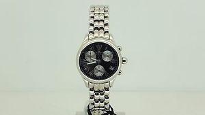 【送料無料】腕時計 ウォッチ ネロクロノウォッチスチールクオーツorologio pryngeps cr991 nero acciaio chrono quarzo 5atm watch steel