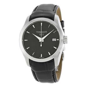 【送料無料】腕時計 ウォッチ ティソウォッチreloj tissot couturier t0352101605100 nueva
