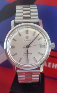 【送料無料】腕時計 ウォッチ アラームビンテージマニュアルreloj cyma navystar cymaflex manual vintage de caballero,,estado excelente