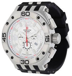 【送料無料】腕時計 ウォッチ スイスアルプスブラックサムswiss alpine military by grovana seores reloj de pulsera negro 70329832sam