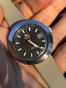 腕時計 ウォッチ ガラススイスファイバティソ1970s fibra vidrio tissot sideral automtico 7842 40mm hecho en suiza