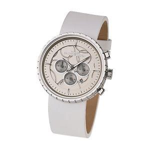 【送料無料】腕時計 ウォッチ ブレスレットクロノグラフステンレススチールernstes design mujerreloj de pulsera,crongrafo,acero inox u008wh aprox 40