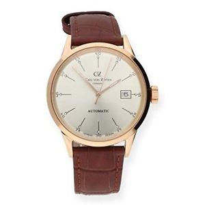 【送料無料】腕時計 ウォッチ カールアラームcarl de zeyten reloj reloj de pulsera automtico eschenz cvz0002rcr