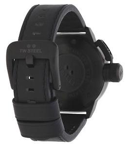 腕時計 ウォッチ スチールブラックtw steel seora reloj pulsera canteen negro tw912