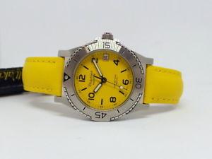 【送料無料】腕時計 ウォッチ オロロジィリップスポーツテンポクリスタルスイスorologio philip watch lady sport aquatek yellow solo tempo giallo swiss made