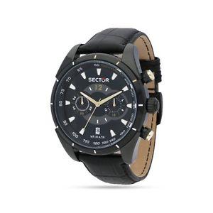 【送料無料】腕時計 ウォッチ セクタークロノグラフsector watch 330 chronograph r3271794001