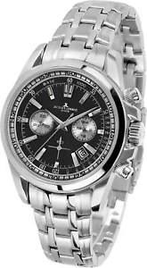 【送料無料】腕時計 ウォッチ ジャックルマンスポーツリバプールスポーツクロノグラフアラームjacques lemans sport liverpool sport chronograph reloj hombre 111171en