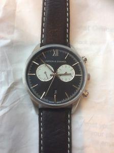 【送料無料】腕時計 ウォッチ larsson amp; jennings crono, ss, 40mm en perfecto