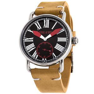 【送料無料】腕時計 ウォッチ ジキルハイドトリガストラップスチールマンjekyll and hyde desencadenado cuarzo 39mm correa reloj acero hombre 3911rre
