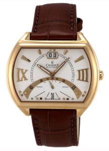 【送料無料】腕時計 ウォッチ スイスモンテカルロピンクゴールドメッキクロックcharmex of switzerland monte carlo chapado en oro rosa reloj de hombre
