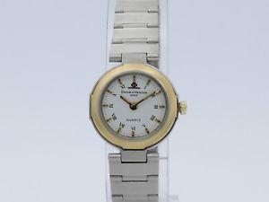 【送料無料】腕時計 ウォッチ ボーメメルシエビンテージレディbaume amp; mercier vintage quartz steelgold lady 5205013