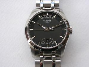 【送料無料】腕時計 ウォッチ ウォッチスイスnuevo anunciotissot couturier daydate automatic watch ref t035407a swiss made