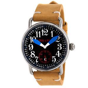【送料無料】腕時計 ウォッチ ジキルハイドトリガストラップjekyll and hyde desencadenado 3911abi cuarzo 39mm correa reloj acero hombre