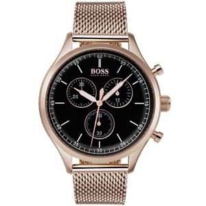 【送料無料】腕時計 ウォッチ ヒューゴボスブラックパートナーhugo boss negro reloj compaero 1513548 edicin limitada de caballero
