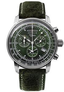 【送料無料】腕時計 ウォッチ クロノグラフツェッペリンクロノ