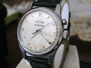 【送料無料】腕時計 ウォッチ クリケットアラームビンテージ