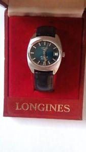 【送料無料】腕時計 ウォッチ ビンテージウォッチvintage automatic longines conquest watch