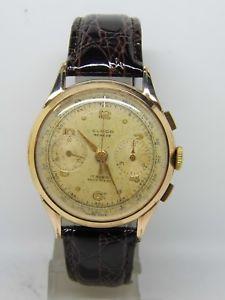 【送料無料】腕時計 ウォッチ ジュネーブプラークヴィンテージクロノchronographe eldor geneve plaqu or mouvement landeron 148 ,vintage chrono