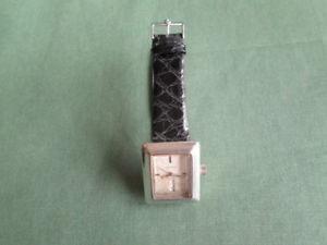 【送料無料】腕時計 ウォッチ ×eberhard date, automatico in acciao misura mm 30,5 x 37,5