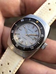 【送料無料】腕時計 ウォッチ スチールコレクションダイバーレディースマーヴィンde coleccin de acero automtico diver reloj de seoras marvin hermosa 26,8mm