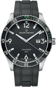 【送料無料】腕時計 ウォッチ クロードベルナールスポーツclaude bernard sporting soul aquarider date 53008 3 nvca nv
